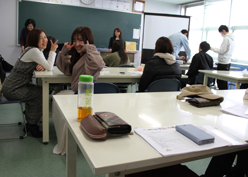 専門学校 女子1